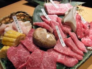 松阪牛焼肉 雲くも